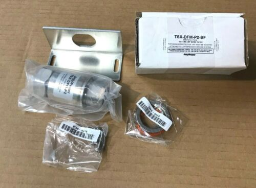 PolyPhaser TSX-DFM-P2-BF In Line EMP Surge Filter