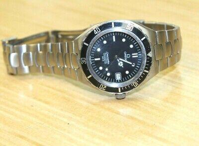 Omega Seamaster Automatic Chronometer 41 MM SS Watch