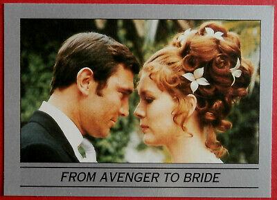ON HER MAJESTY'S SECRET SERVICE - Card #56 - FROM AVENGER TO BOND BRIDE, Eclipse