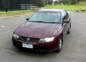 2003 HOLDEN COMMODORE VY WITH REGO + RWC Reservoir Darebin Area Preview