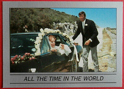 ON HER MAJESTY'S SECRET SERVICE - Card #54 - ALL THE TIME IN THE WORLD - Eclipse