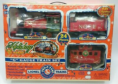 Lionel G Gauge Christmas HOLIDAY TRAIN Set 62134