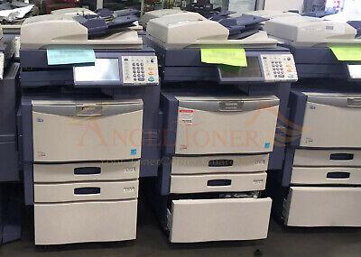 Toshiba E-studio 255 Mono Printer Scanner Copier 25 Ppm Laser Tabloidledger
