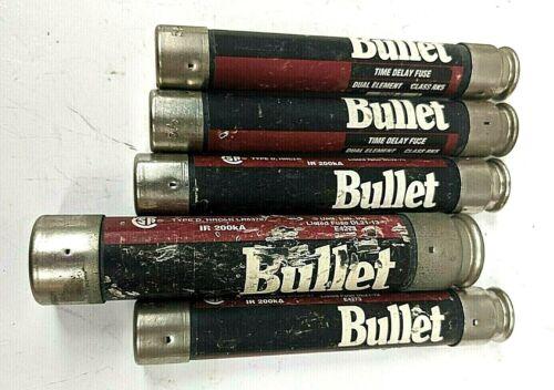 Bullet Time Delay Fuse Three ECSR 5  One ECSR30 One ECSR Class KR5