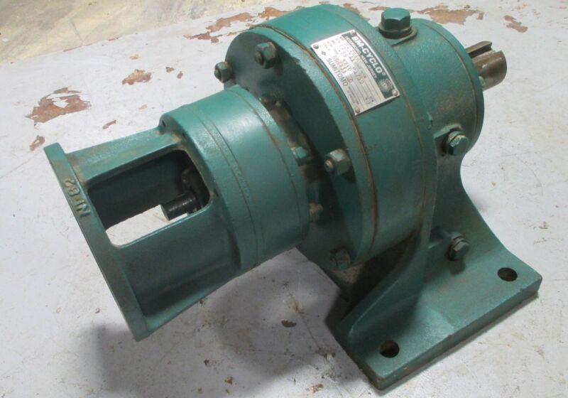 Sumitomo SM-Cyclo HC18420 Gear Reducer 1505:1 Ratio, 0.25 HP Input Used