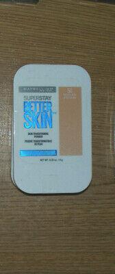 Maybelline Superstay Better Skin Pressed Powder U CHOOSE COLOR New