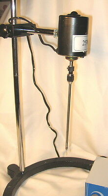 Electric Overhead Stirrer Mixer Variable Adjustable Speed 25 W New