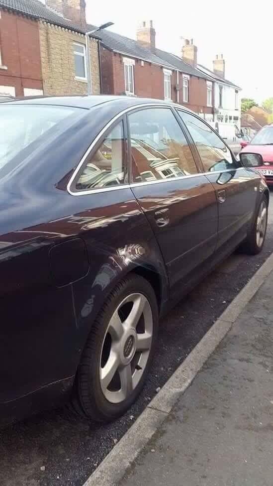 Audi A6 3.0 petrol