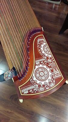 Dunhuang Yun Professional Rosewood Chinese Zither