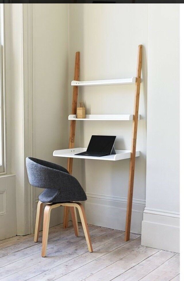 huge discount 00994 48e7b Gorgeous Bamboo Desk - Ladder style | in Chiswick, London | Gumtree