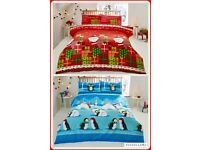 Gorgeous Christmas bedding, Single only, two designs available