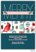 Holiday Craft &Vendor Event