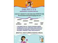 Drewett's Independent Cleaning Services