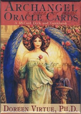 NEW Doreen Virtue Archangel Oracle Cards Deck