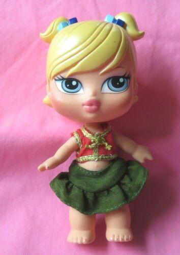 "BRATZ  BABYZ 5"" CLOE  doll  outfit Christmas"