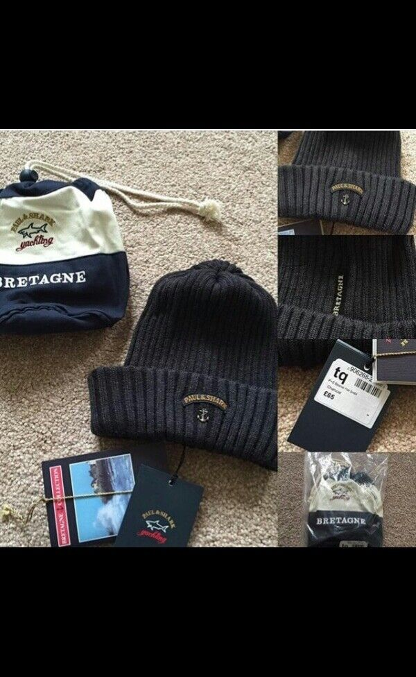 9ab200aed Paul and shark beanie brand new with tags unworn!! | in Stoke-on-Trent,  Staffordshire | Gumtree
