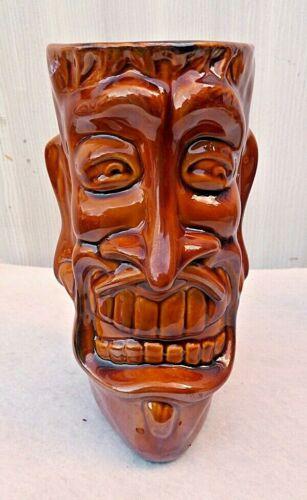 TIKI FARM 2000 Headhunter Mug Hard Rock Hotel Las Vegas