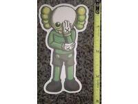 Storm Trooper Kaws Original//Fake Skateboard Sticker