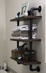 Rustic / Industrial Shelving Unit (...and more)