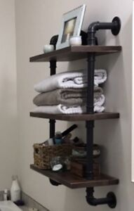 Rustic Shelving Unit for Wall (...and more)