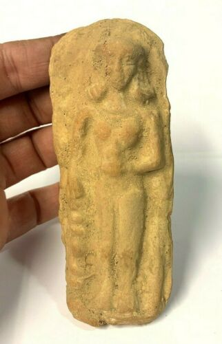 ANCIENT NEAR EASTERN POTTERY FERTILITY IDOL