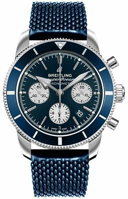 Breitling Superocean Heritage II B01 Chronograph 44 Men's Watch AB0162161C1S1