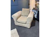 Next Cream Chair