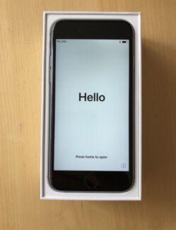 iPhone 6s 128GB Space Grey   Original Box