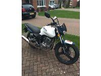**ZONTES PANTHER 125CC Motorbike**