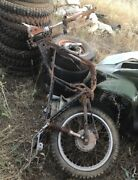 Wrecking 1975 Yamaha dt175 Gladstone Northern Areas Preview