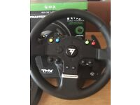 Xbox one racing wheel Thrustmadter tmx