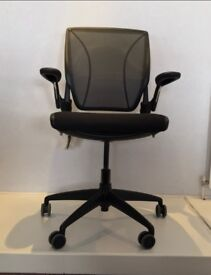 Humanscale World Black Edition Office Chairs (JohnLewis)