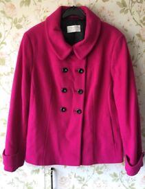Ladies coat size 16