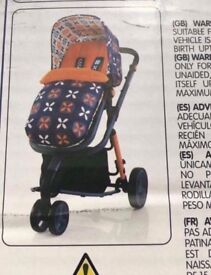 Brand new Cissato Giggle 2 Travel System !!!