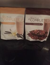 Juice Plus shakes. Unopened. One Vanilla and one chocolate. Expiry April and May 2017