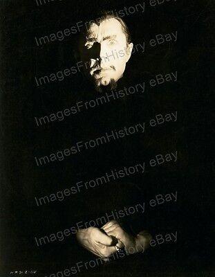 8x10 Print Bela Lugosi White Zombie 1932 #BLWZ1