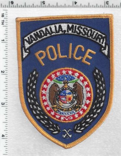 Vandalia Police (Missouri) 1st Issue Shoulder Patch