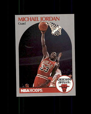 95b1234b6770 1990 NBA Hoops Michael Jordan  65 (S)