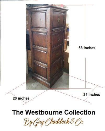 The Westbourne Collection by Guy Chaddock & Co. Cabinet
