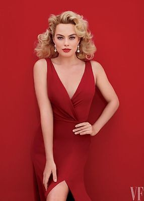 Margot Robbie Poster A  Multiple Sizes