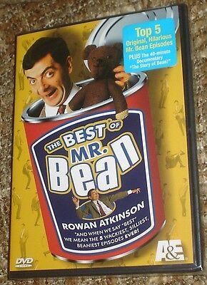 The Best of Mr. Bean (DVD, 2006), NEW & SEALED, REGION 1, ROWAN