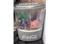 Coca Cola fridge