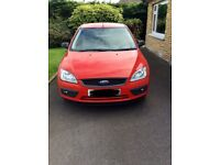 Ford, FOCUS, Hatchback, 2006, Manual, 1596 (cc), 3 doors