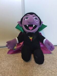 Sesame Street Count Plush