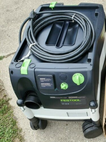 NEW FESTOOL CT22E DUST EXTRACTOR HEPA FILTER VACUUM