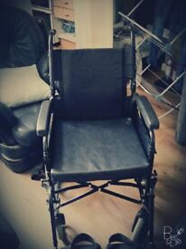 Very very good condition wheelchair for sale in Prescot with x4small wheels