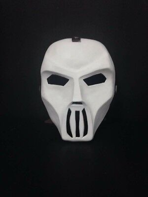 TMNT Casey Jones Halloween Comic Style Cosplay Hockey Mask (Casey Jones Hockey Mask)
