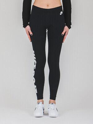 Nike Just Do it Leggings-Black