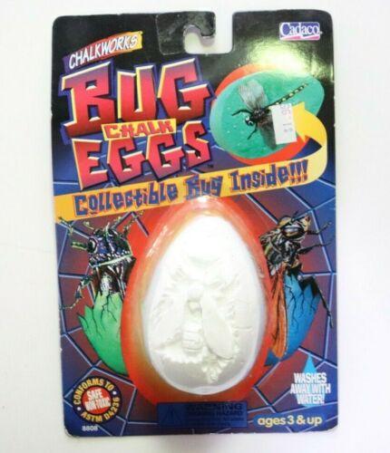 Chalkworks Bug Chalk Egg Cadaco