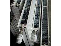 Potterton combi boiler and 6 radiators